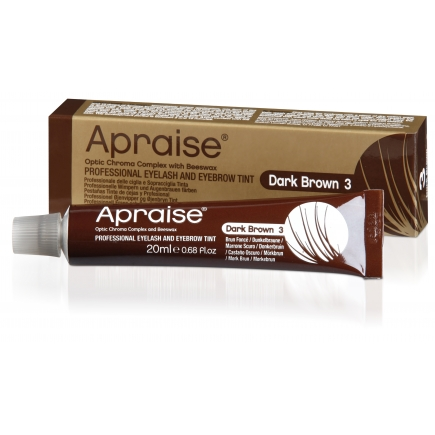 Apraise Lash Tint Dark Brown 20ml