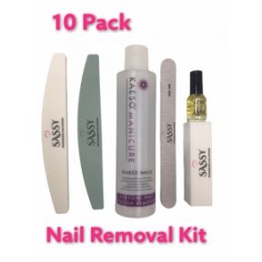 Nail Removal Kit 10 Pack
