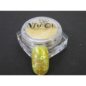 No87 Yellow Crystal