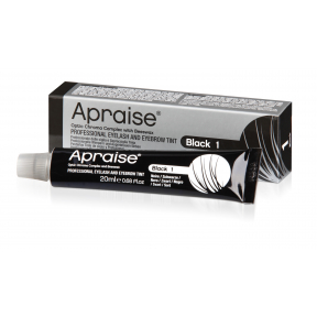 Apraise Lash Tint Black 20ml