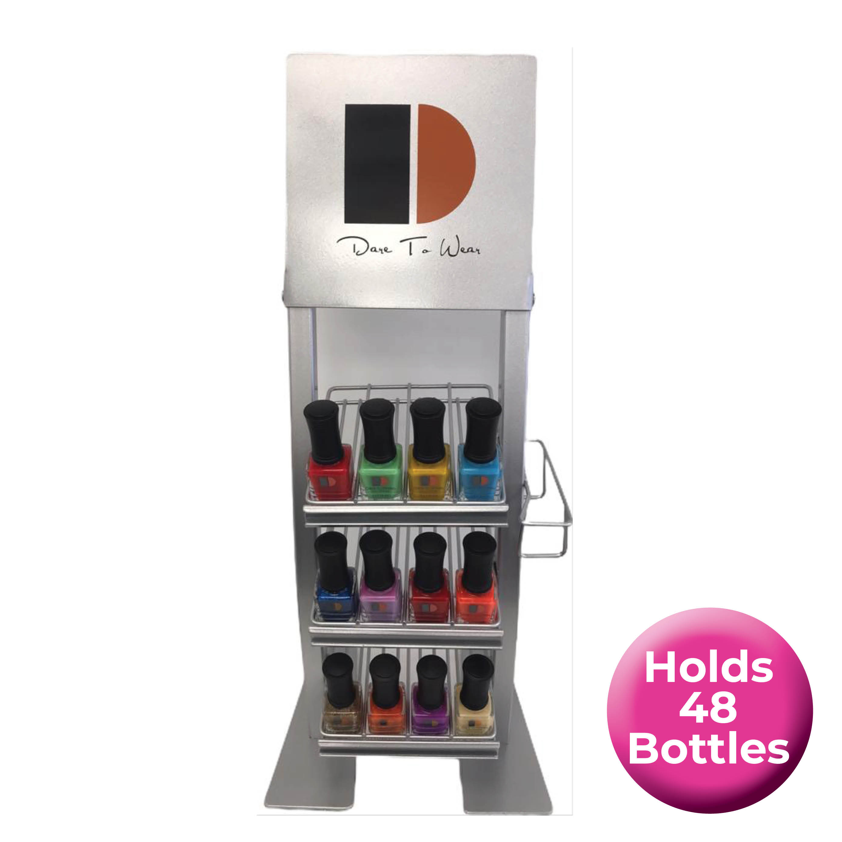 Nail Polish Retail Display Stand