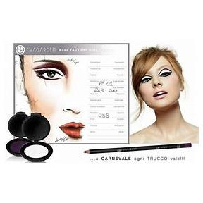 EVAGARDEN Face Chart 10 pack