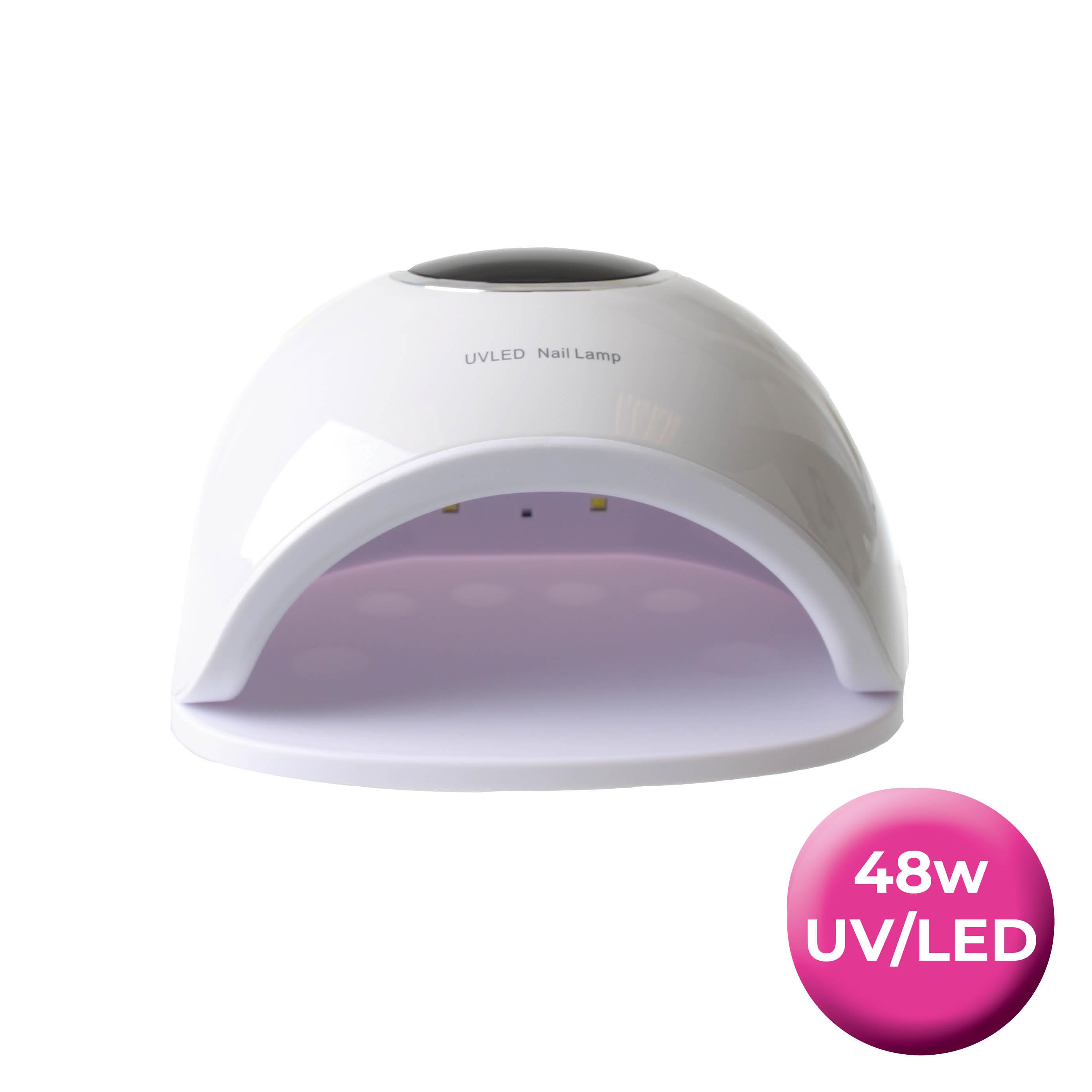 Soft Curing LED Nail Lamp 48w