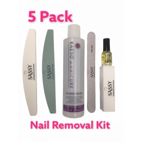 Nail Removal Kit 5 Pack