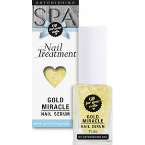Astonishing Spa Nail Treatment Gold Miracle