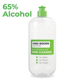 Sanitise Hand Gel 65% Alcohol